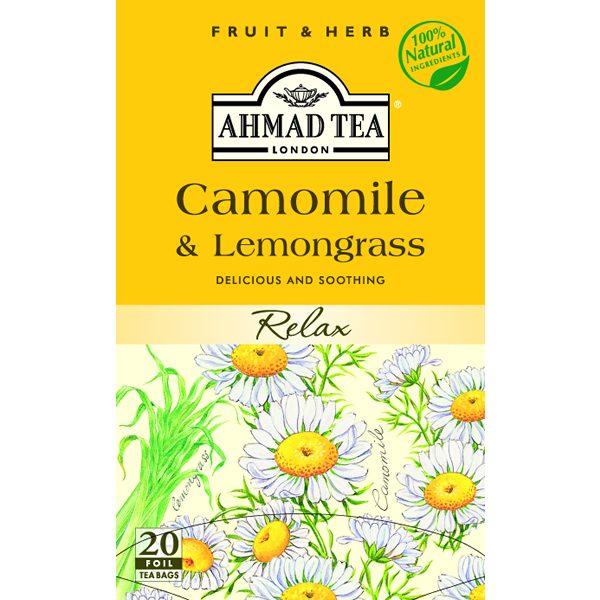 Camomile & Lemongrass 6 x 20