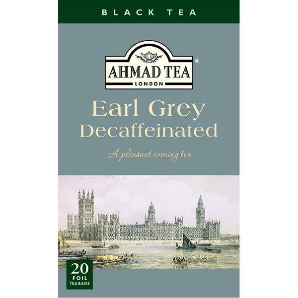 Earl Grey (Decaffeinated) 6 x 20