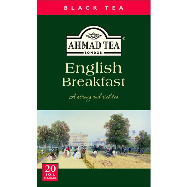 English Breakfast 6 x 20