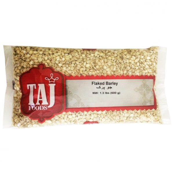 Flaked Barley 600g