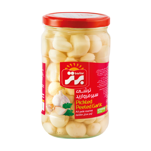 Garlic Pickle (White) 12 x 700g