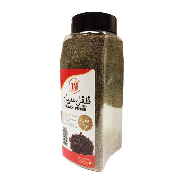 black Pepper 500g