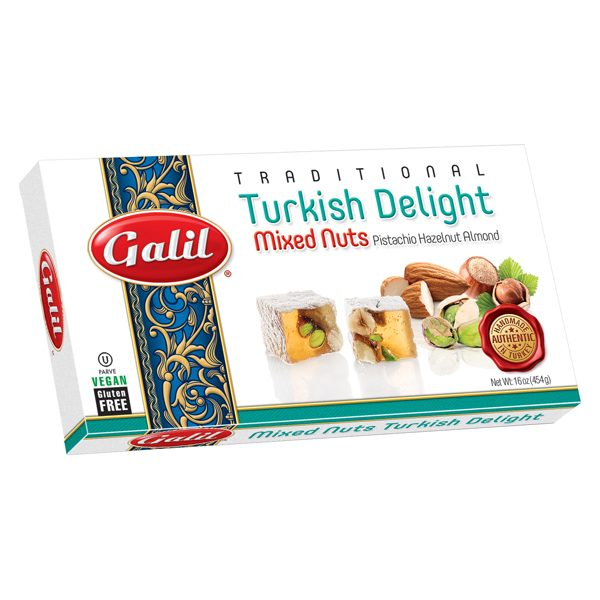 Turkish Delight Mixed Nuts