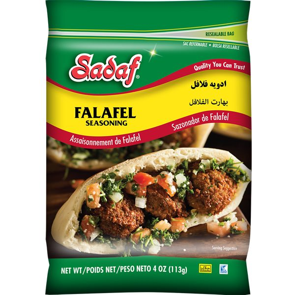 Sadaf Falafel Seasoning 4 oz