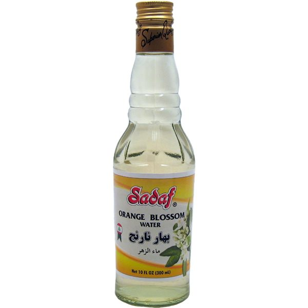 Sadaf Orange Blossom Water Imported 10 fl. oz.