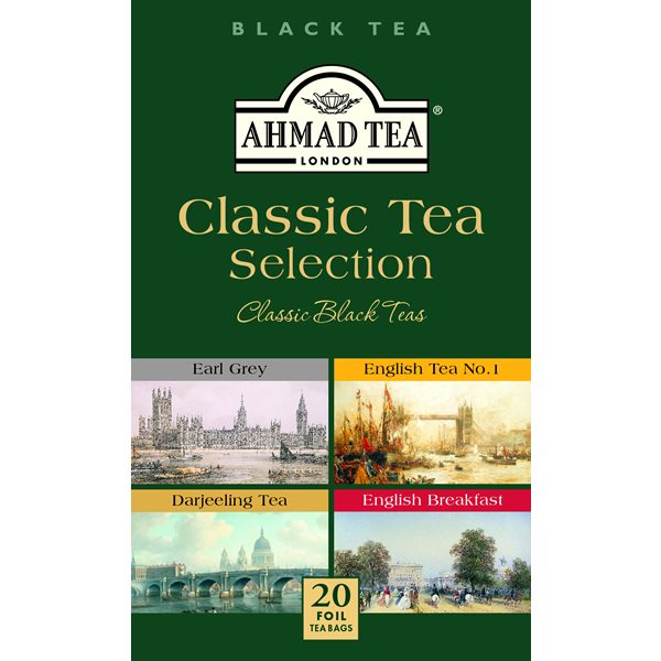 Classic Tea Selection 6 x 20