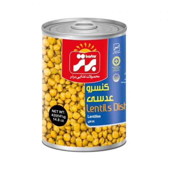 Lentils Conserve