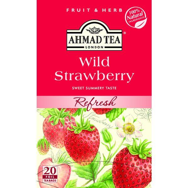 Wild Strawberry 6 x 20